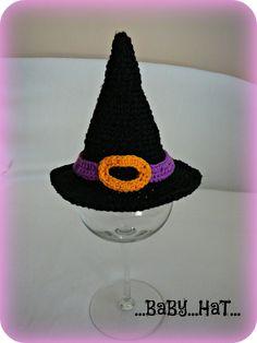 do / Zboží prodejce BaBy HaT Crochet Earrings, Crochet Hats, Halloween, Fashion, Knitting Hats, Moda, Fashion Styles, Fashion Illustrations, Spooky Halloween