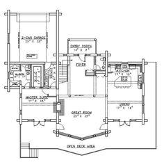 Luxury Floor Plans Story Cottage   Free Online Image House Plans    Luxury Log Cabin Floor Plans on luxury floor plans story cottage