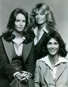charlie's angels original cast | ... majors and kate jackson charlie s angels original series charlie