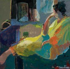 Linda Christensen » Gallery 2013, Reminiscent 36x36