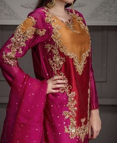 Ideas Party Fashion Women For 2019 Shadi Dresses, Pakistani Formal Dresses, Pakistani Party Wear, Pakistani Wedding Outfits, Pakistani Dress Design, Indian Dresses, Pakistani Mehndi Dress, Pakistani Designer Clothes, Dress Formal