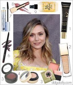 Elizabeth Olsen  | http://dropdeadgorgeousdaily.com/2013/09/try-it-tonight-elizabeth-olsen/