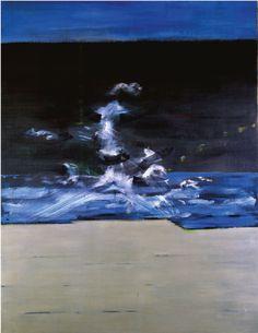 Francis Bacon, Untitled (Sea), 1953