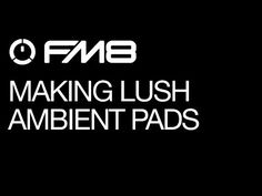 how to make lush pads
