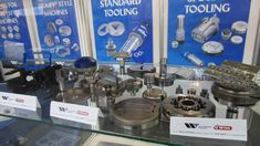 Scule Wilson Tool Trumpf style la standul SM TECH la expozitia Metalshow 2017 Machine Tools, Espresso Machine, Cnc, Style, Stylus