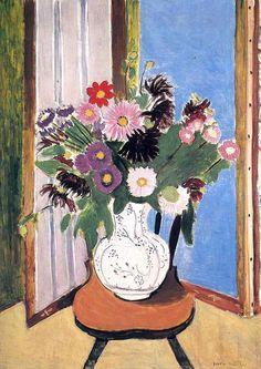 Henri Matisse - Daisies