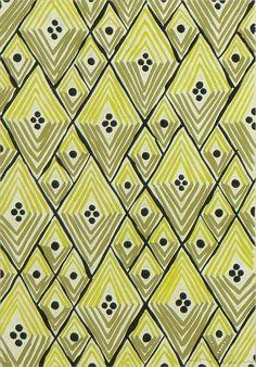 Pattern Design Ideas - Sonia Delaunay -Terk Ukrainian Gouache on Paper - CoDesign Magazine Motifs Textiles, Textile Patterns, Textile Prints, Print Patterns, Lino Prints, Block Prints, Sonia Delaunay, Robert Delaunay, Surface Pattern Design