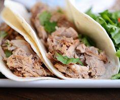 Cynthia's Spicy Shredded Pork | Recipe | Tacos, The pioneer woman ...