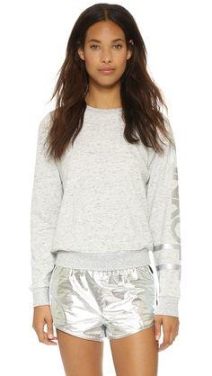 Rebecca Minkoff RM Active Ana Sweatshirt #Shopbop