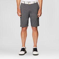 Men's Heathered Golf Short - Jack Nicklaus - Charcoal (Grey) 28