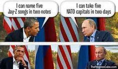 Putin vs. Obama (again)