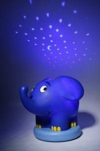ANSMANN Sternenlicht Elefant