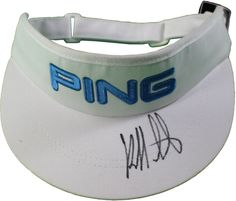 Bubba Watson Signed Ping Golf Visor (PSA/DNA Holo)
