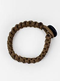 Warrior bracelet - all proceeds benefit Wounded Warriors - wounded military - awesome!