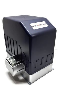 The Gate1® GA-1500 electric gate opener for the application with tight space and not enough room for bulky bigger motors.