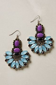 Rococo Candy Earrings - anthropologie.com