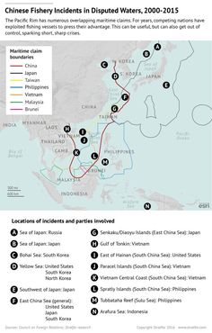 Though often overlooked, Indonesia's and Malaysia's disputes with Chinese fishing are also influencing security developments in the South China Sea.