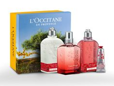 Press Release: Pamper your Mother with this Special Offer Gift Set from L'Occitane En Provence
