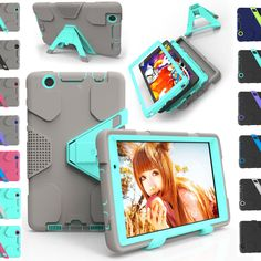New Military Shockproof Armor Case For LG G pad 3 8.0 V525 / LG G Pad X 8.0 V521