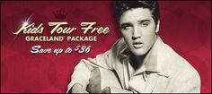 Plan Your Family Getaway with the Kids Tour FREE Graceland Package