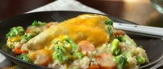 Slow Cooker Chicken, Broccoli & Rice Recipe | Campbell's Kitchen