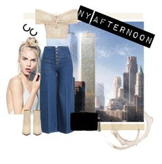 """NY Afternoon"" by theladyfairer on Polyvore featuring Mode, Sephora Collection, Marc Jacobs, afternoon, Newyork, NY und citylife"