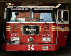 FDNY Engine 34, Hell's Kitchen, New York City