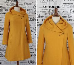 boiled wool coat  The OTTOBRE design® Blog: More close-up shots OTTOBRE woman 5/2012