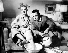 Gene Kelly and Mitzi Gaynor.