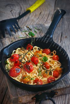 Parmesan Roasted Cherry Tomatoes