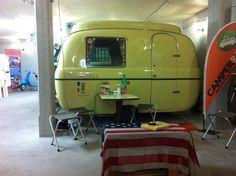 Graziella 300 roulotte pinterest campers and caravan - Lit roulotte vintage ...