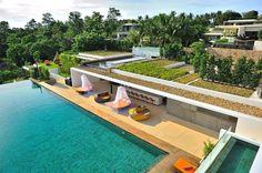Luxurious Villa Perfect For Extraordinary Events, Thailand   http://www.designrulz.com/design/2015/05/luxurious-villa-perfect-for-extraordinary-events-thailand/