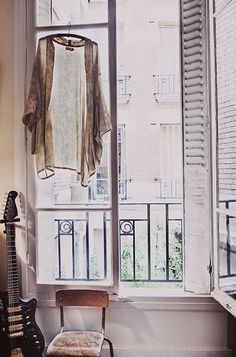 A Parisian apartment