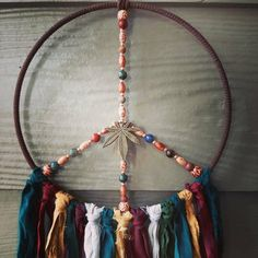 Crafts To Make, Arts And Crafts, Boho Wall Hanging, Copper Rose, Candlemaking, Dream Catcher Boho, Dream Decor, Stoner, Etsy Seller