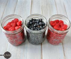 Cultured Berries! Homemade probiotic!