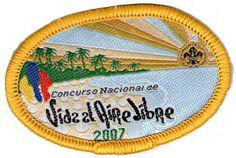 Concurso Nacionales de Vida Al Aire Libre en Oro. 2007
