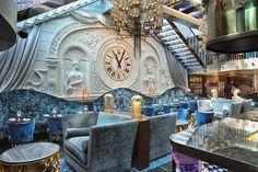 Interesting restaurant interiors from around the world Le Pain Frances Restaurant, Gothenburg, Sweden