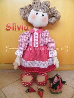 Silvia - 50 cm
