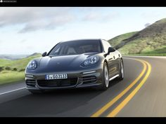 Fotos del Porsche Panamera Preview - 5 / 9