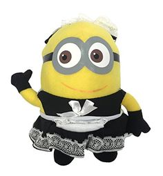 Despicable Me 2 Minion Phil the Maid 10 Licensed Plush Doll Toy Christmas Birthday Gift @ niftywarehouse.com #NiftyWarehouse #Geek #Gifts #Collectibles #Entertainment #Merch