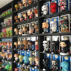 Display Geek Funko Display Shelves for Pop Vinyls