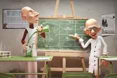 Jonatan Catalan, CGI-3D, illustrator. The Mushroom Company