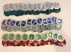 Bottle Cap Poker Chips Beer Cap Poker Chips Ball Markers
