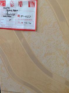Patterned floor tiles size (400*400)R89.95 m2 inclusive