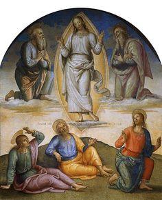 Andrey Ivanov, 1807-Transfiguration...links to Catholic blog and podcasts