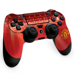 Manchester United PS4 Controller Skin: Manchester United PS4 Controller Skin #ManUtdShop #MUFCShop #ManchesterUnitedShop