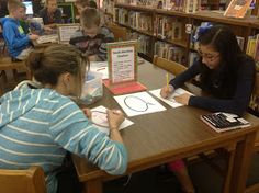 Continuously Learning in the Library: Library Centers *book review center-what a great idea