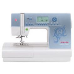 Singer 9980 Quantum Stylist Computerized Sewing Machine