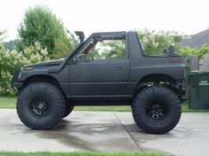 Cool 4x4 tracker | 1993 Geo Tracker - Evans, GA owned by ProjectTwin Page:1 at Cardomain ...