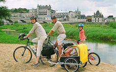 Loire cycling